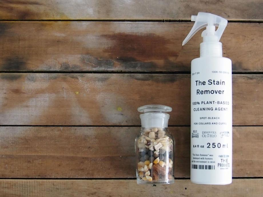 THE STAIN REMOVER